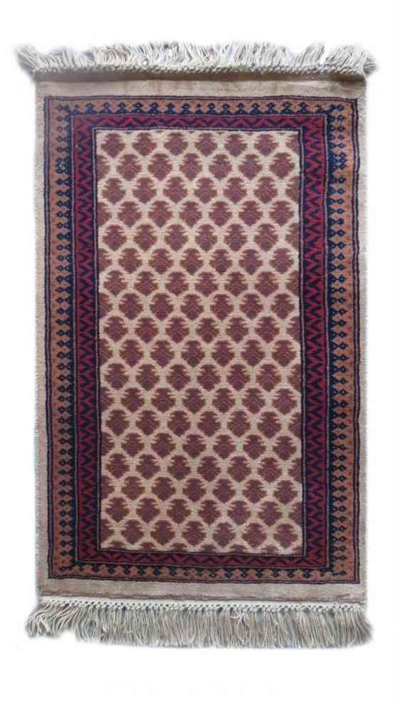 Brown Cherry Handmade Rugs From India