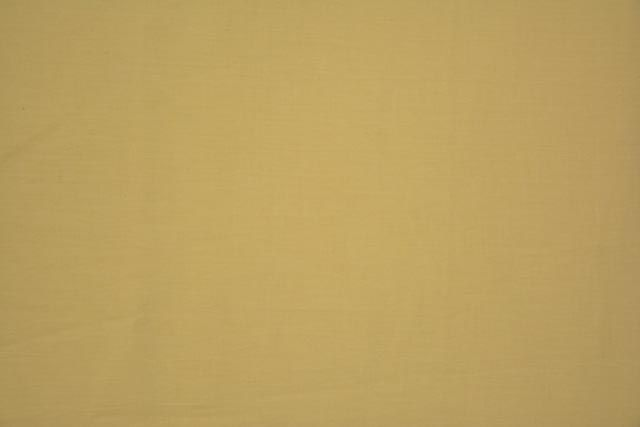 Pastel Yellow Solid Indian Cotton Fabric