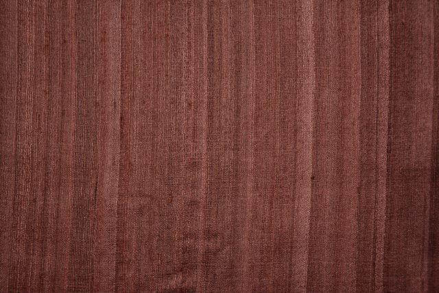 Copper Bronze Handloom Ghicha Tussar Silk