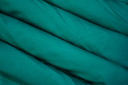 GREEN FINE RAYON FABRIC BY METER-RF4